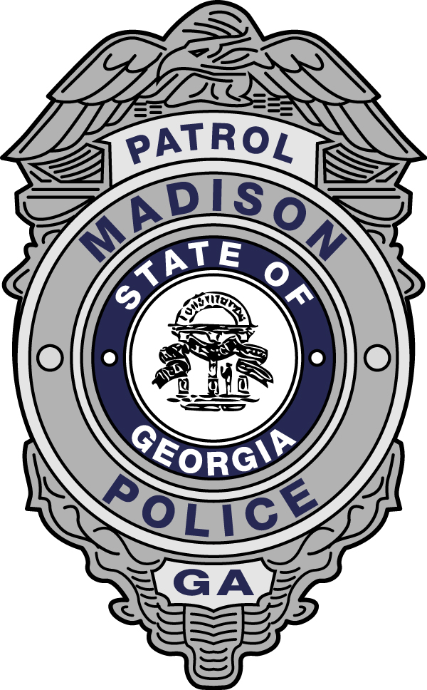 Madison Police Patrol Badge