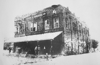 swords building 1890s